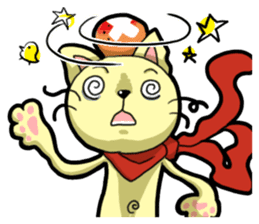 nyakichi sticker #136846