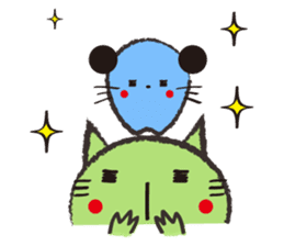 NEKO-YAN sticker #137075