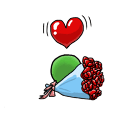 marimo_love1 sticker #137596
