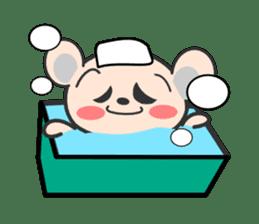 ohuton Hedgehog sticker #137929