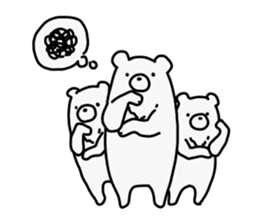 White Bear sticker #138017