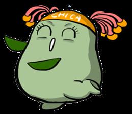 Chico Chica Family sticker #138121