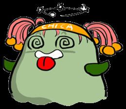 Chico Chica Family sticker #138128