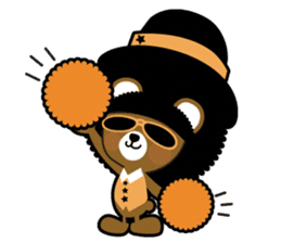 Ditty Bear sticker #138839