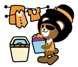 Ditty Bear sticker #138871