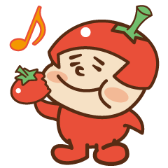 Fairy Julie of a tomato