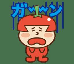 Fairy Julie of a tomato sticker #139562