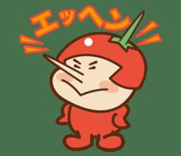 Fairy Julie of a tomato sticker #139567