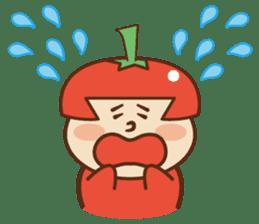 Fairy Julie of a tomato sticker #139571