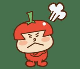 Fairy Julie of a tomato sticker #139575