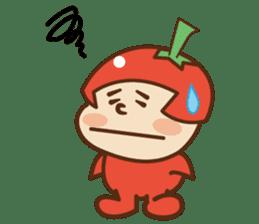 Fairy Julie of a tomato sticker #139576