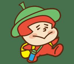 Fairy Julie of a tomato sticker #139578