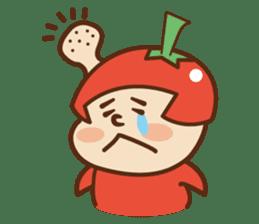 Fairy Julie of a tomato sticker #139582