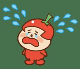 Fairy Julie of a tomato sticker #139583