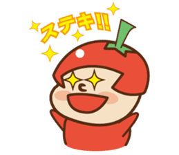 Fairy Julie of a tomato sticker #139588