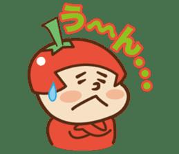 Fairy Julie of a tomato sticker #139590