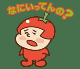 Fairy Julie of a tomato sticker #139593
