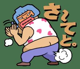BURIKO&OYAJI sticker #139765