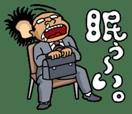 BURIKO&OYAJI sticker #139783