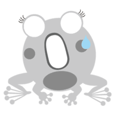 Pinky the Frog sticker #140165