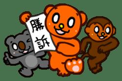 KUMASAN3: Kumasan is back! sticker #140362