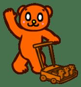 KUMASAN3: Kumasan is back! sticker #140389