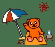 KUMASAN3: Kumasan is back! sticker #140392