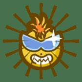 MOGCHI sticker #140517