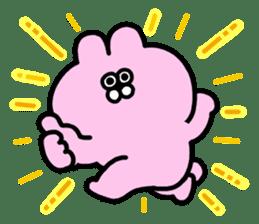 "Emotional appeal animals!""USAN & TANUN"" sticker #140665"