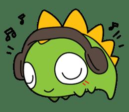 Dragon (Jr.) sticker #140935