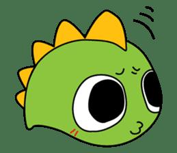 Dragon (Jr.) sticker #140938