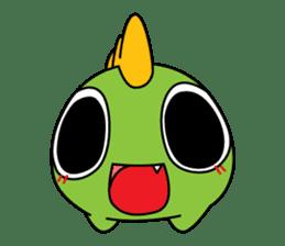 Dragon (Jr.) sticker #140942