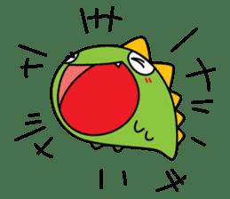 Dragon (Jr.) sticker #140946