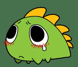 Dragon (Jr.) sticker #140948