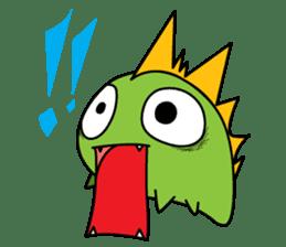 Dragon (Jr.) sticker #140950