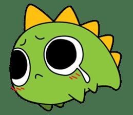 Dragon (Jr.) sticker #140951