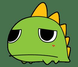 Dragon (Jr.) sticker #140954