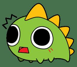 Dragon (Jr.) sticker #140961