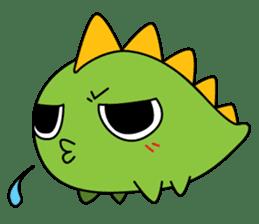 Dragon (Jr.) sticker #140965