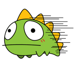 Dragon (Jr.) sticker #140967