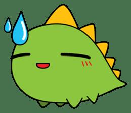 Dragon (Jr.) sticker #140970