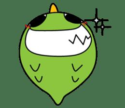 Dragon (Jr.) sticker #140971