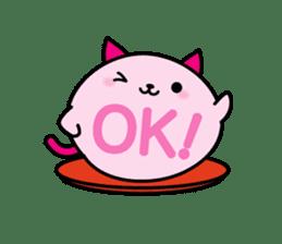 nyankoromochi sticker #140981