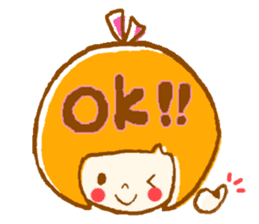 Chococo & friends sticker #141532