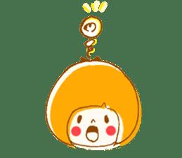 Chococo & friends sticker #141534