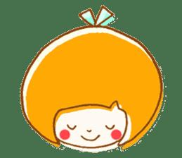 Chococo & friends sticker #141535