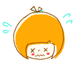 Chococo & friends sticker #141536