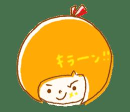 Chococo & friends sticker #141537