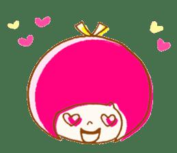 Chococo & friends sticker #141539
