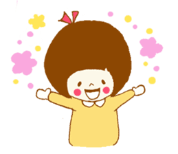 Chococo & friends sticker #141547
